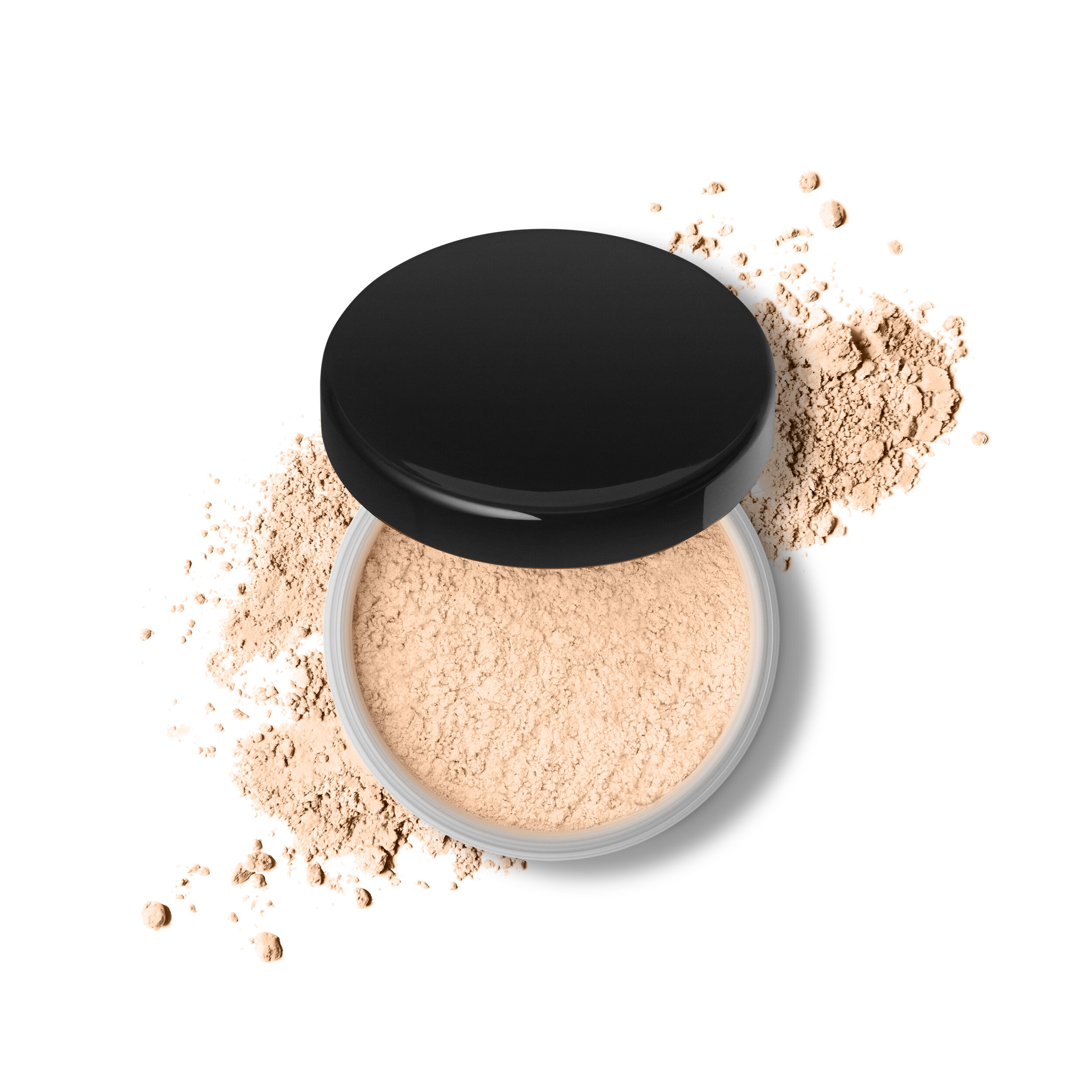 Natura Beauty Spray Produk Dari Mana: Loose Translucent Face Powder