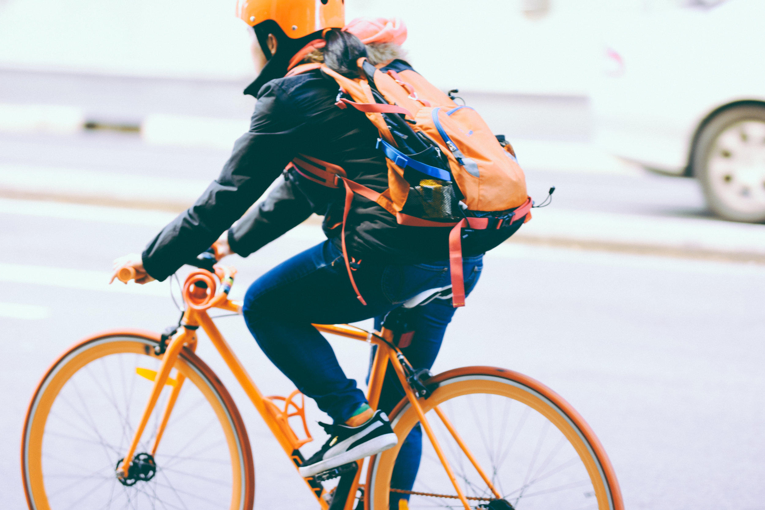 1996 - From 1996 to 1999, BEST operated the first Bike to Work Week Campaigns, to promote cycling and build awareness.