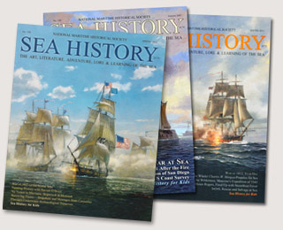 Sea History covers.jpg