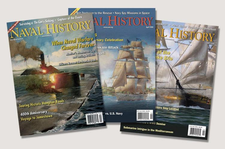 Naval History covers.jpg