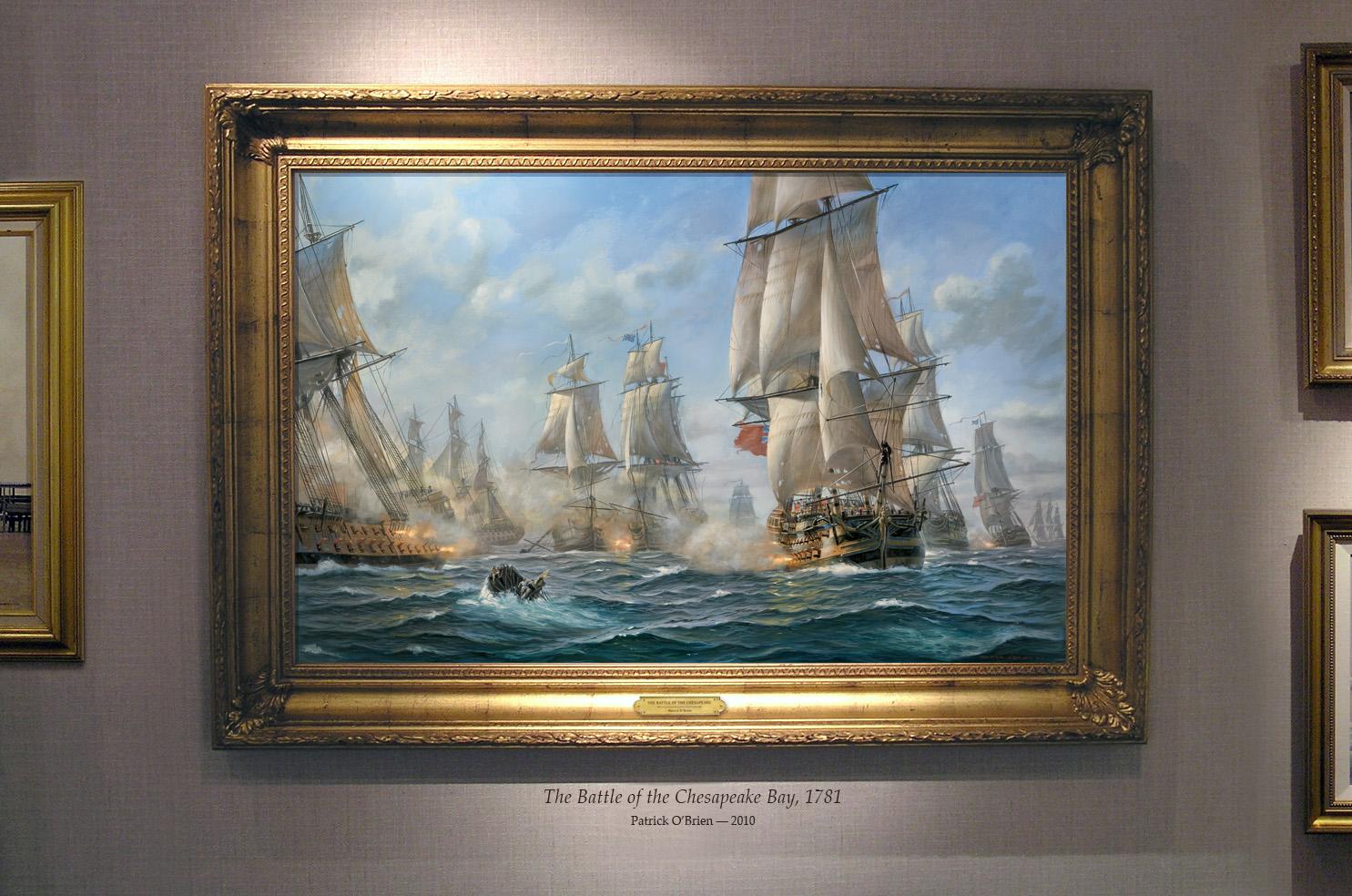 Battle of the Chesapeake in gallery.jpg