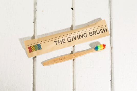 thegivingbrush