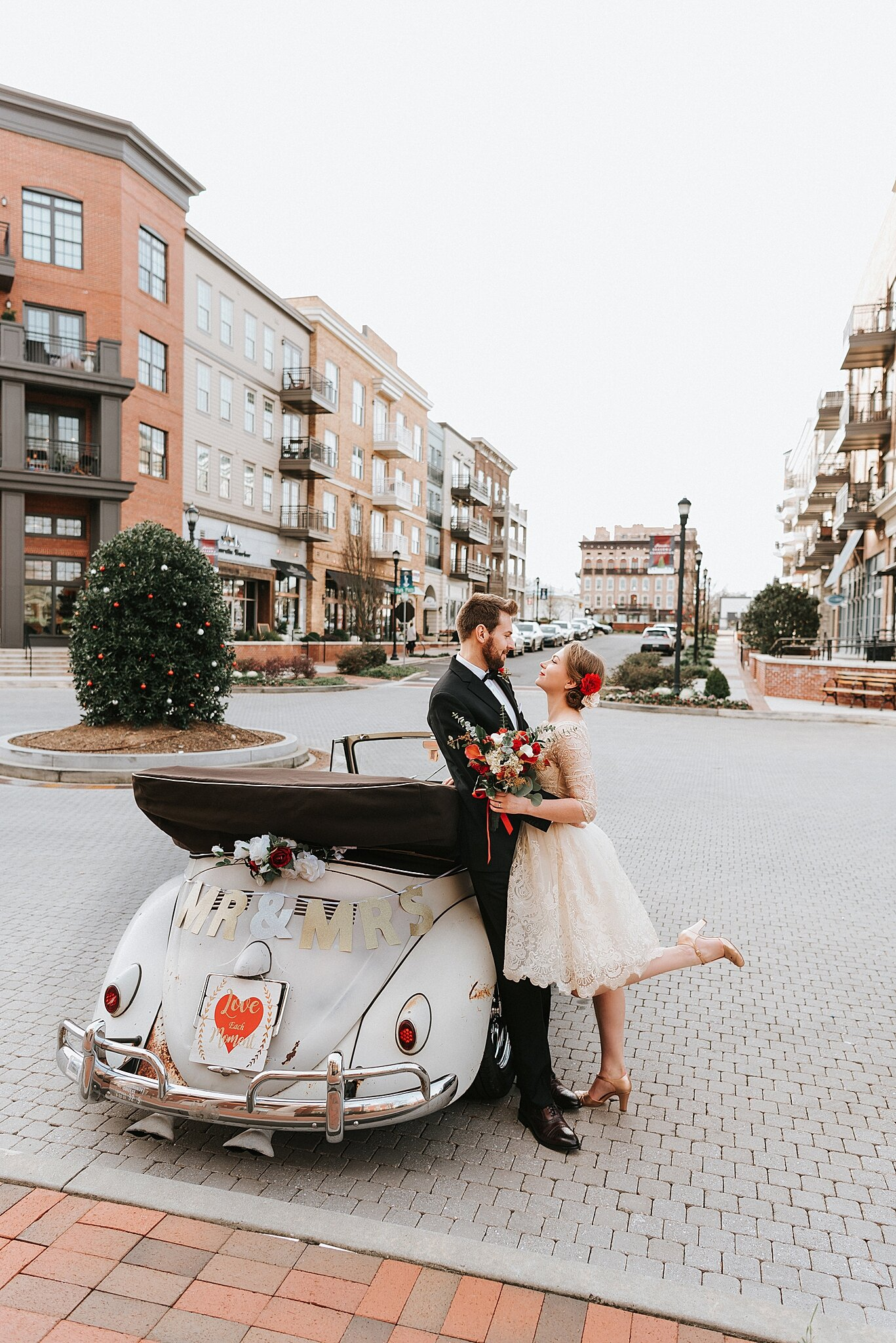 Vintage Car Wedding Photography Blog Katya Vilchyk Atlanta Lifestyle Brand Photographer