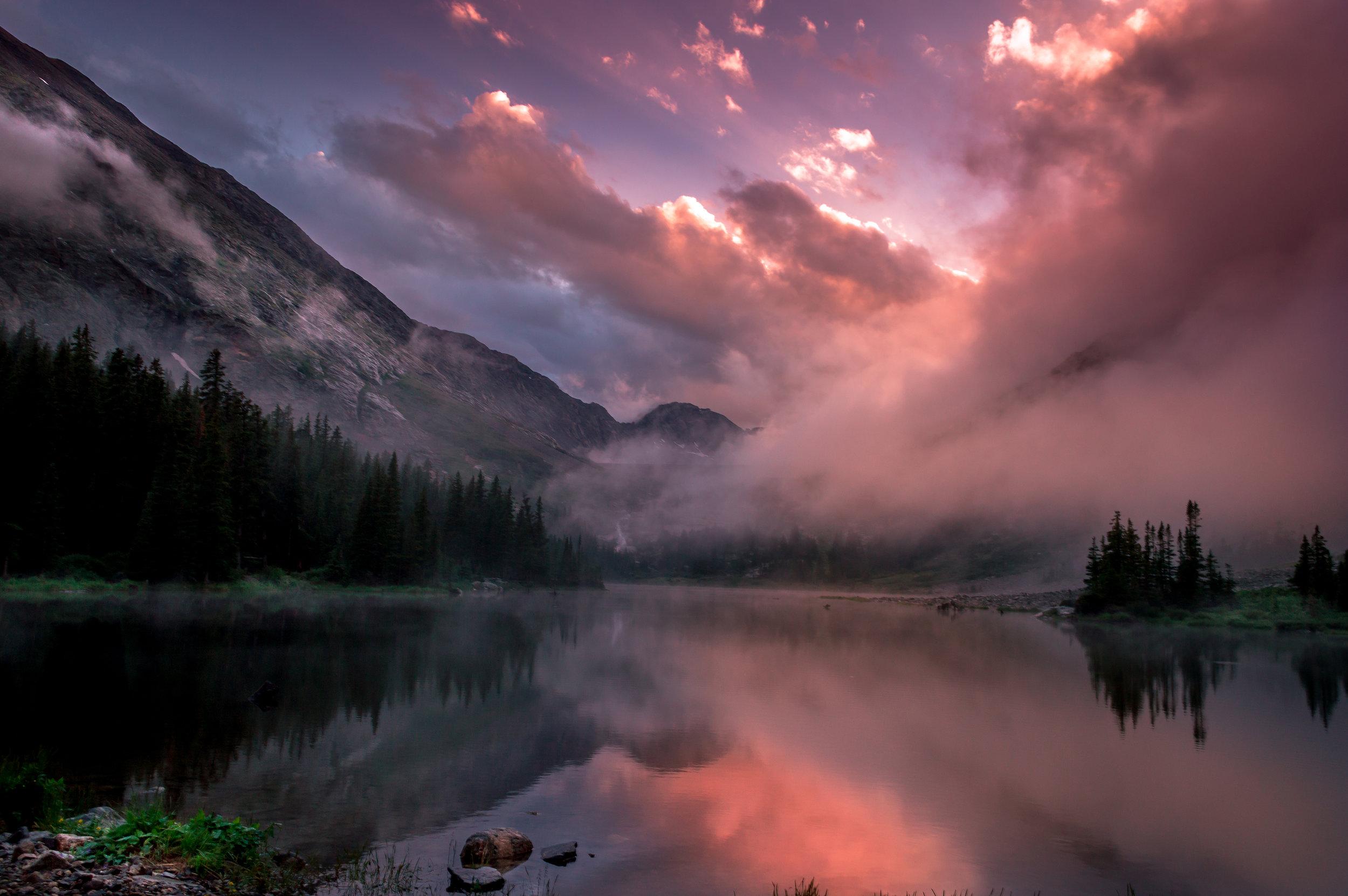 Blue Lakes Summer Sunset Resize.jpg