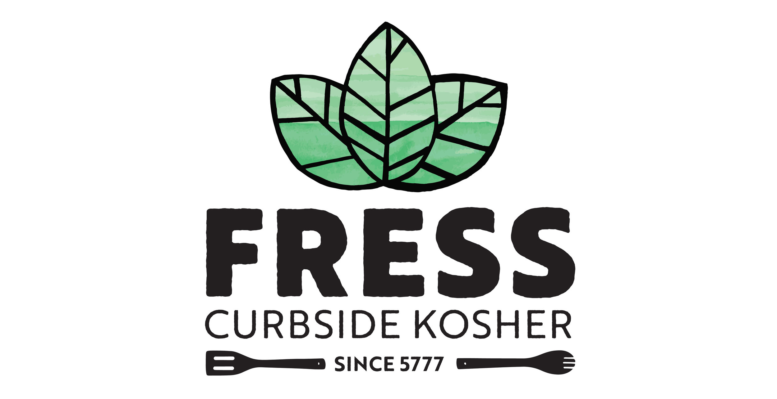 Logo for Fress Curbside Kosher