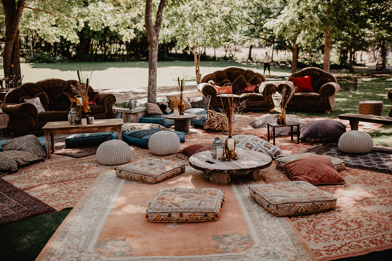Event Styling - At BOS Tents & Events they are passionate about creating beautiful temporary spaces…