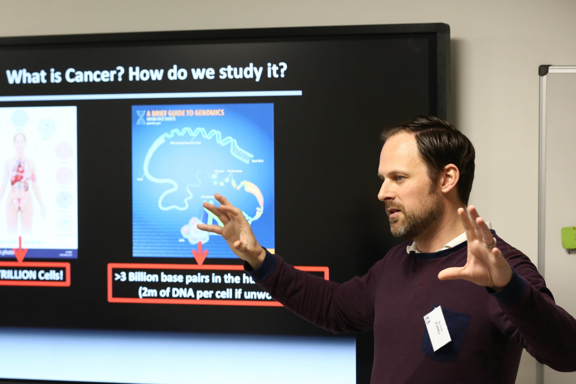 Guest Seminars - Increase engagement with a dynamic scientific, research and education seminar