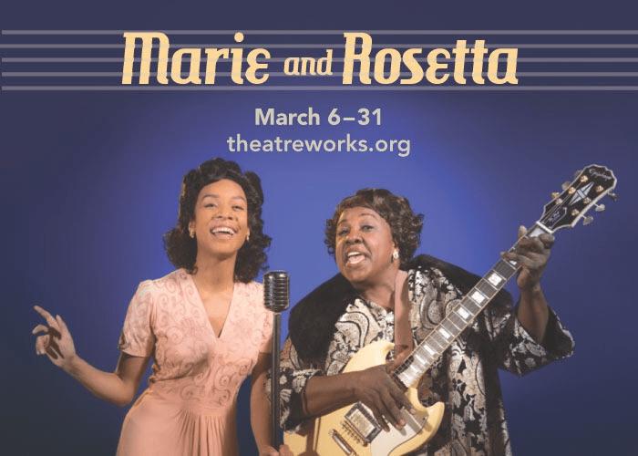 Marie and Rosetta -