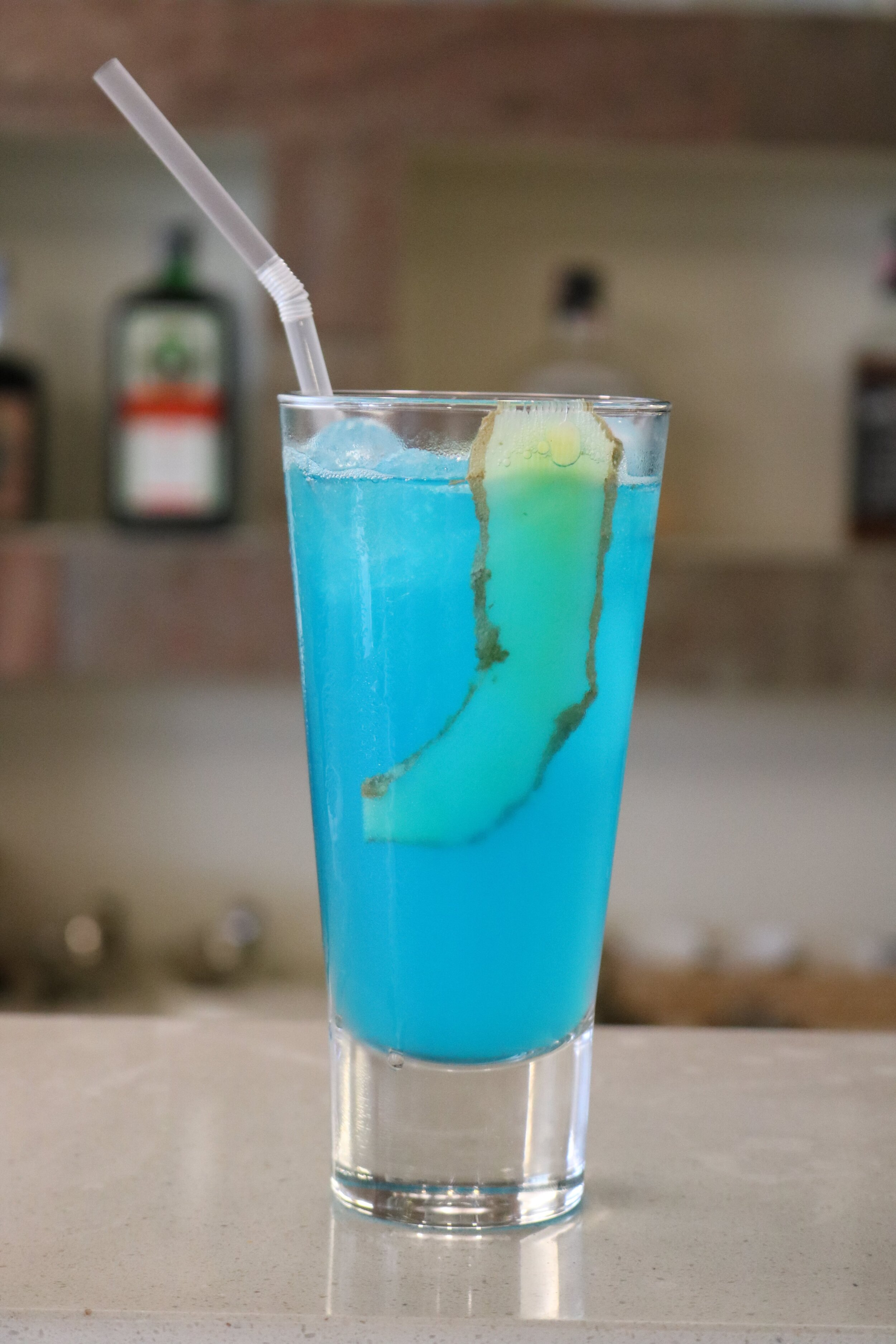 Himalayan Blush - Blue Curacao, home made ginger syrup & sparkling waterHRK 25