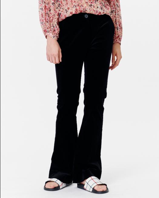 Munthe boot leg corduroy trousers