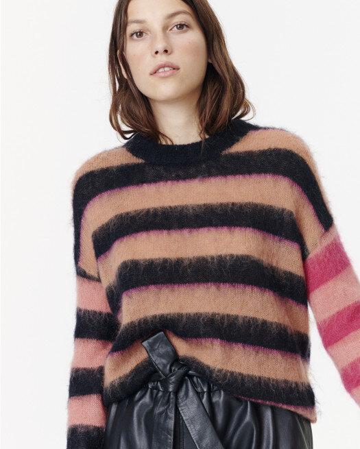 Munthe Striped Knitwear
