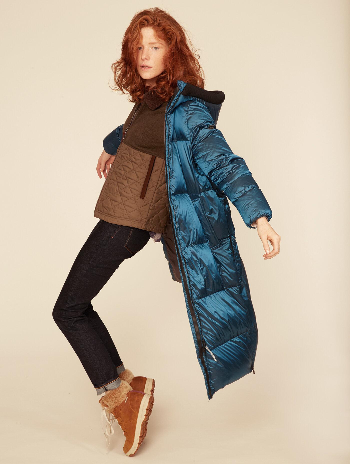 Aigle puffer jackets