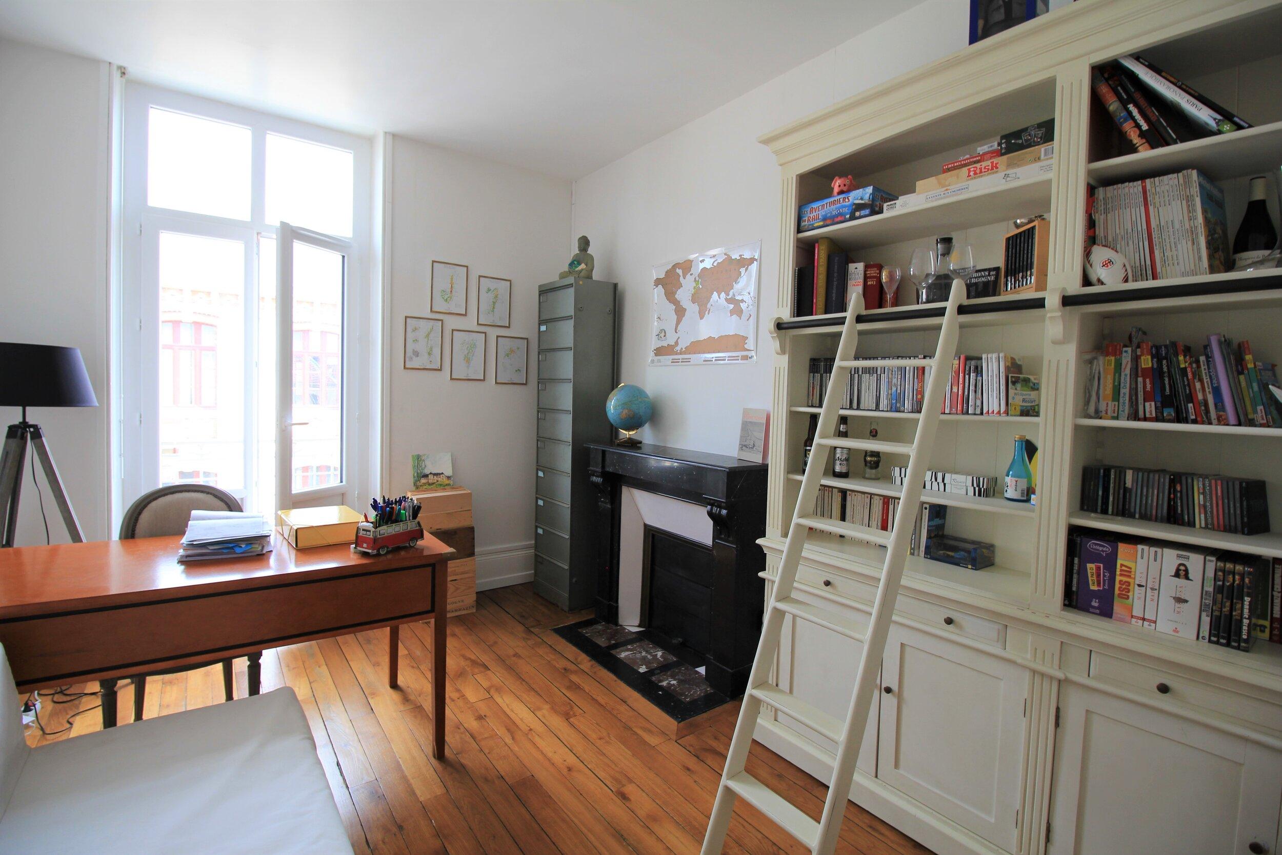 Appartement bourgeois  Dijon - Antiquaires Appartement 82 m² - 2 chambres - 275 000 €