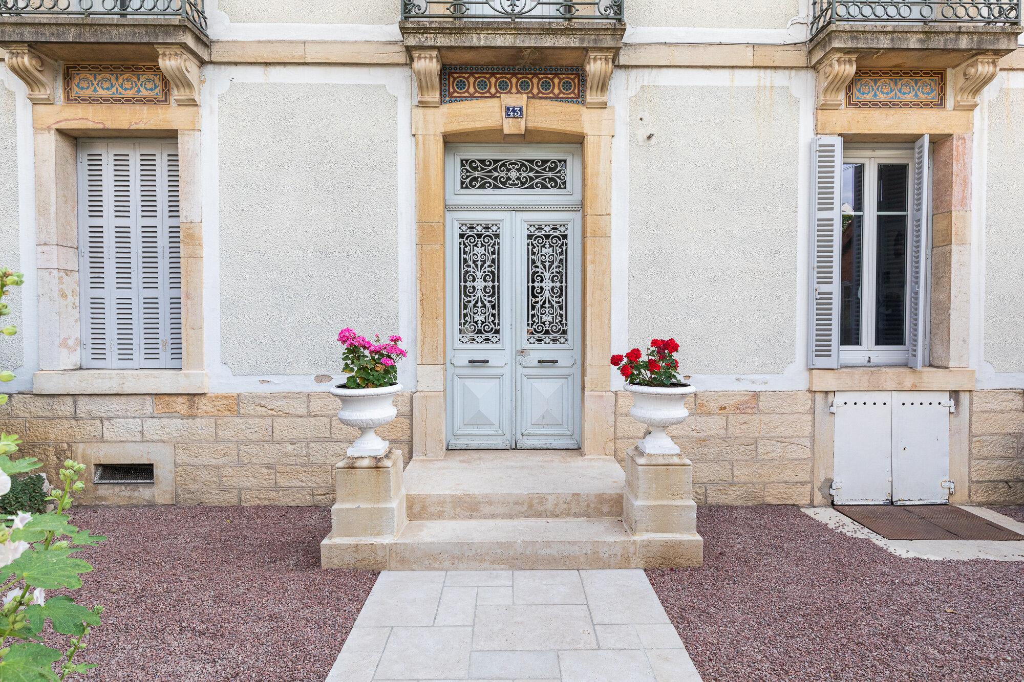Appartement  Dijon - Victor Hugo Appartement 59 m² - 1 chambre - 1 bureau - 159 000 €