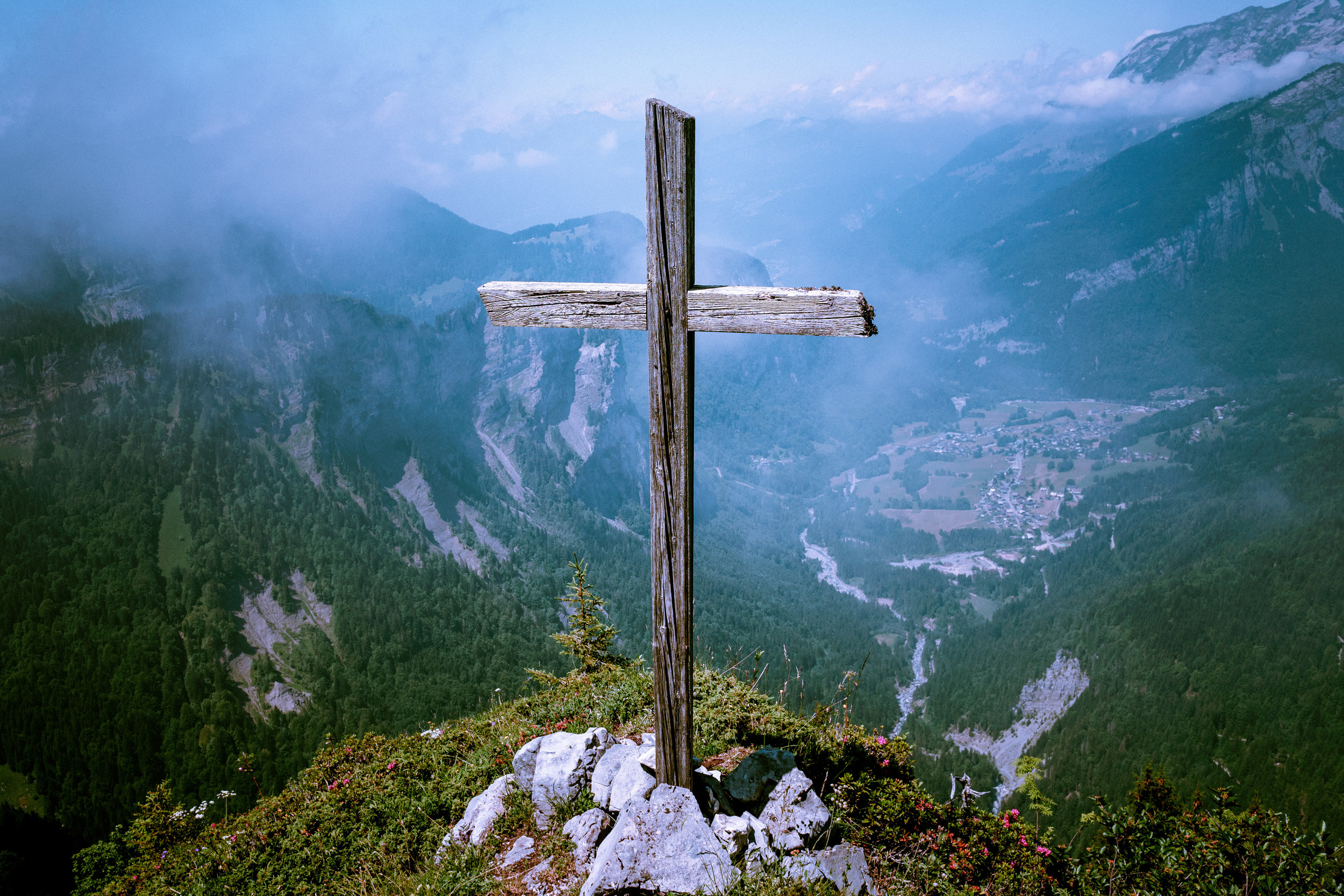 Mission Statement - To know God and make Him known