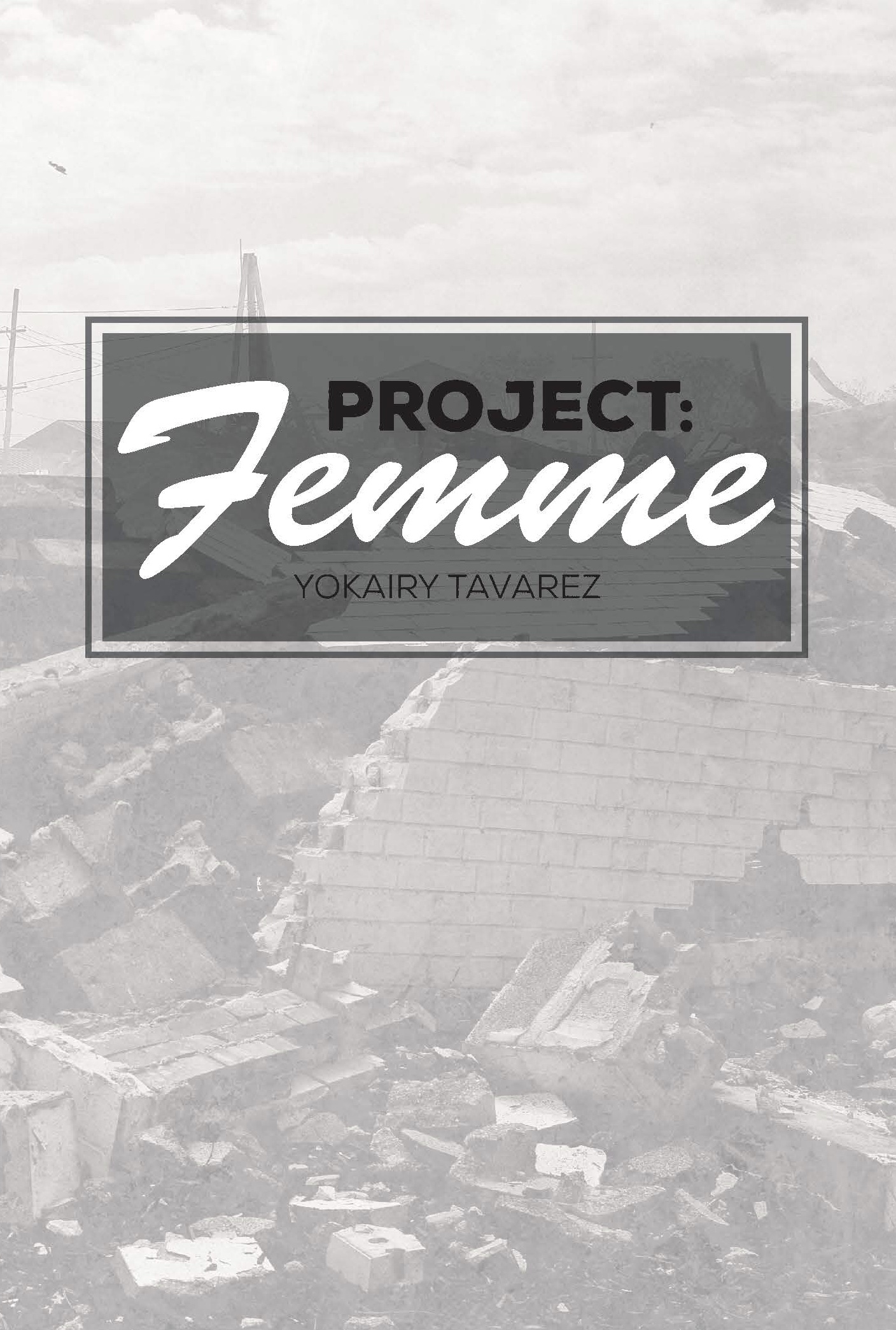 project: femme is also available online at barnes & noble - different cover, same badass heroine