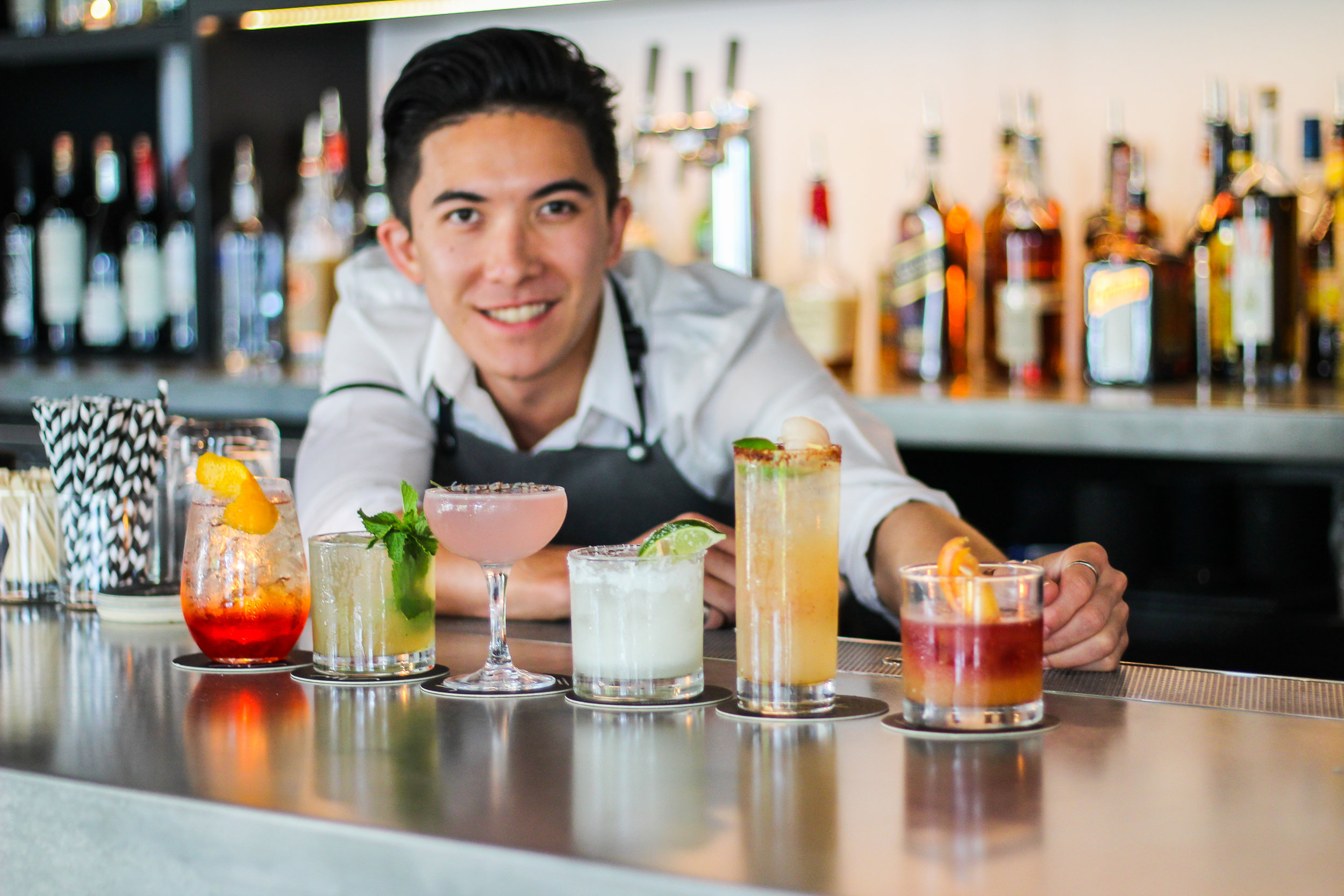 Hospitality Consultation - Food and beverage is one of the hardest industries to master. Between all of the moving parts within such a business, why not get some of the best advice from someone who's been involved since day one.