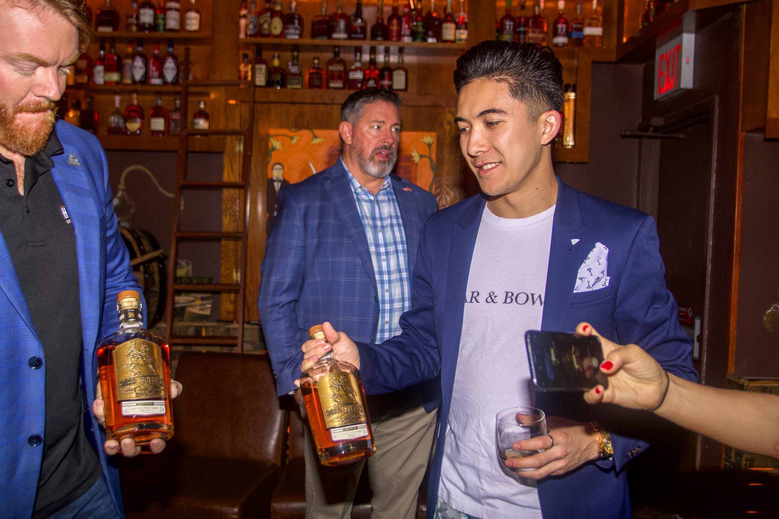 Horse Soldier Whiskey Tasting