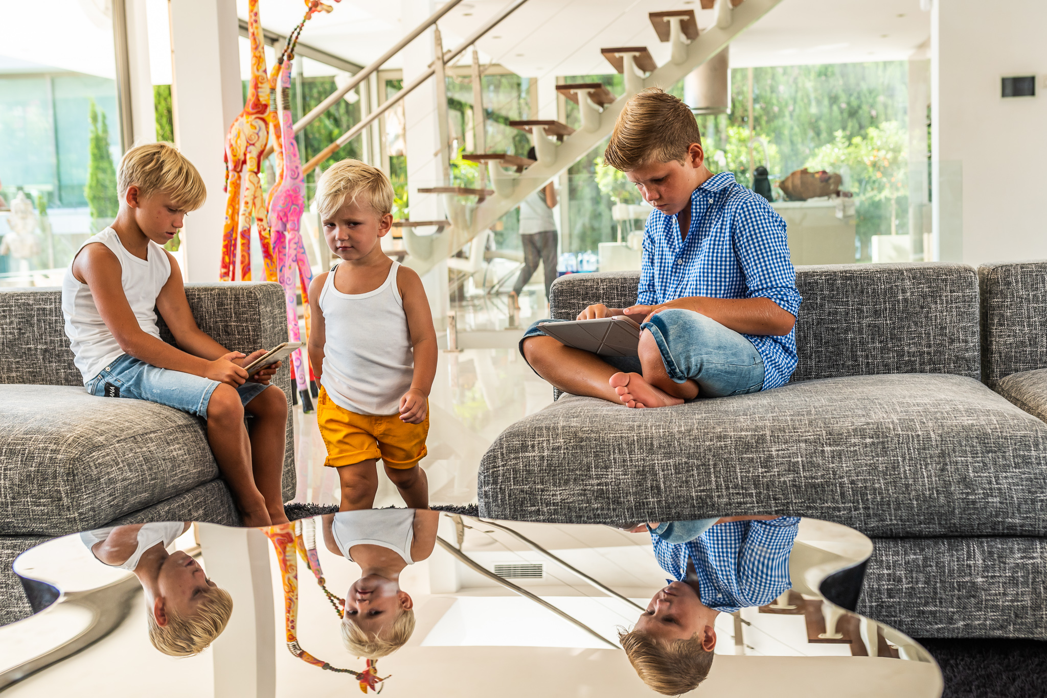 Family Lifestyle Photography in Ibiza