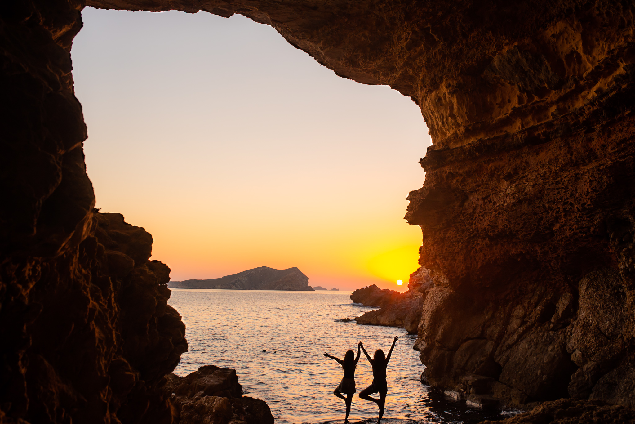 Landscape Photography Ibiza - Sunset