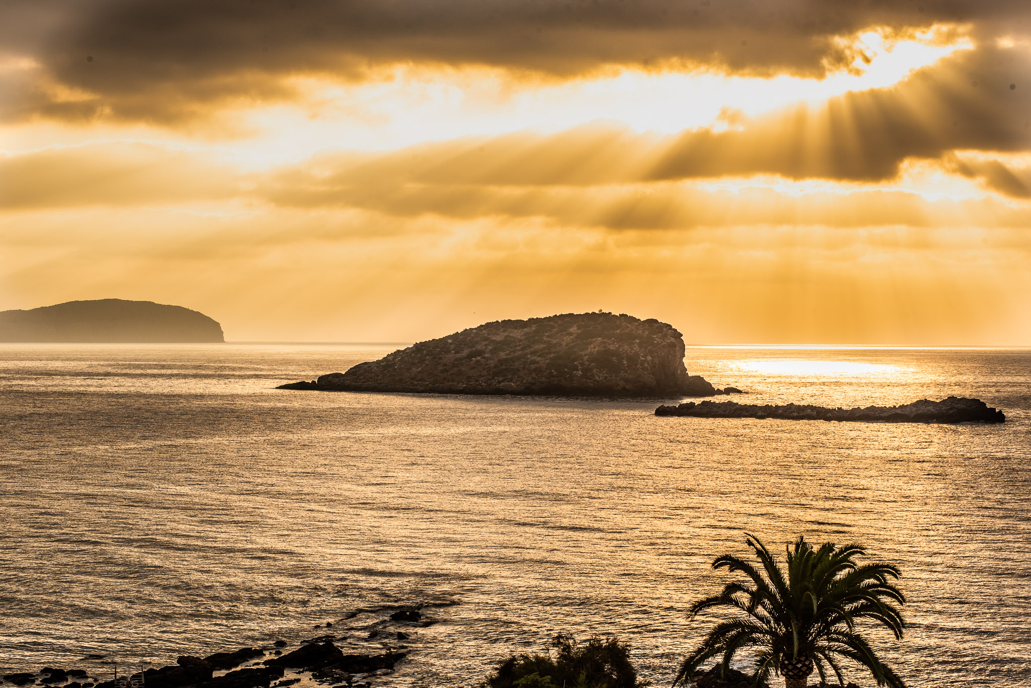 Landscape Photography Ibiza - Sunrise