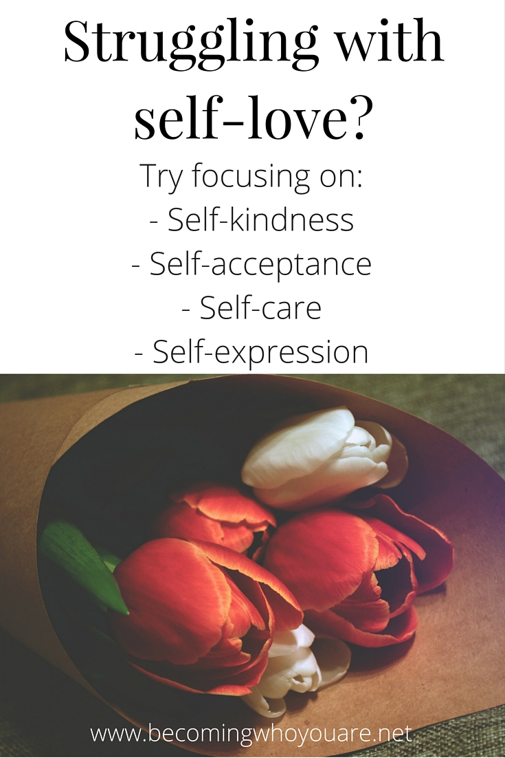 Why I don't talk about self-love