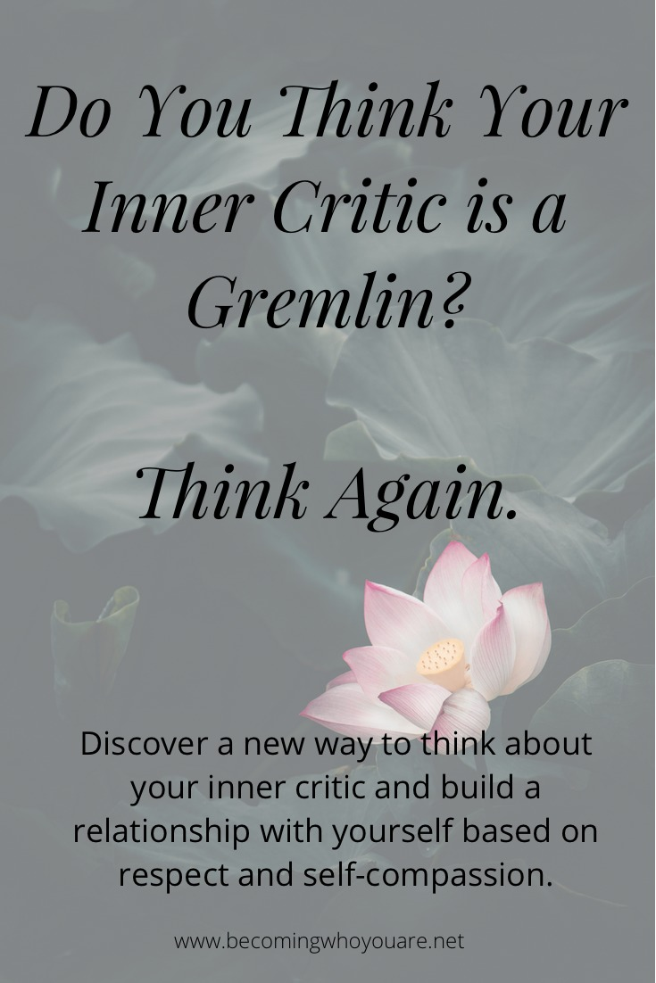 Click to discover a new way to think about your inner critic and build a relationship with yourself based on respect and self-compassion