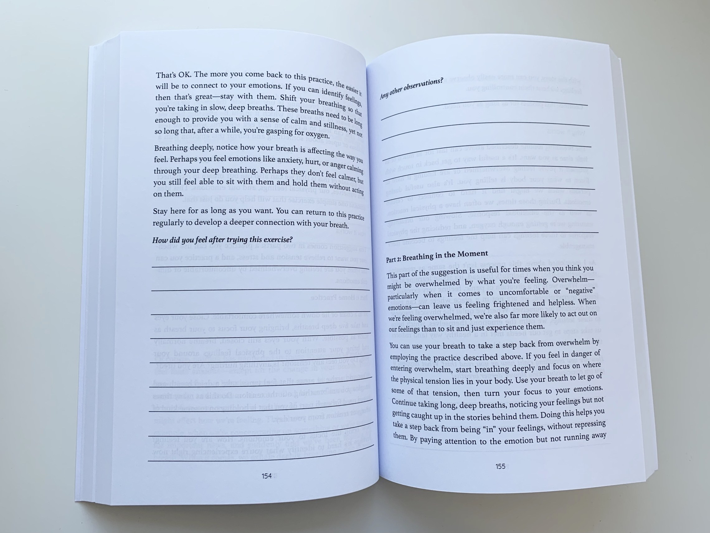 The Workbook - The workbook edition contains all the text of the original book, plus additional questions and space to write your reflections as you work through the book.The workbook is available in two formats:Paperback: available through Amazon or to order through your local bookstorePrintable PDF/Digital workbook: available herePlease note, with the digital version, you won't receive a physical product. The fillable PDF can be used in your PDF reader or with a tablet and stylus.