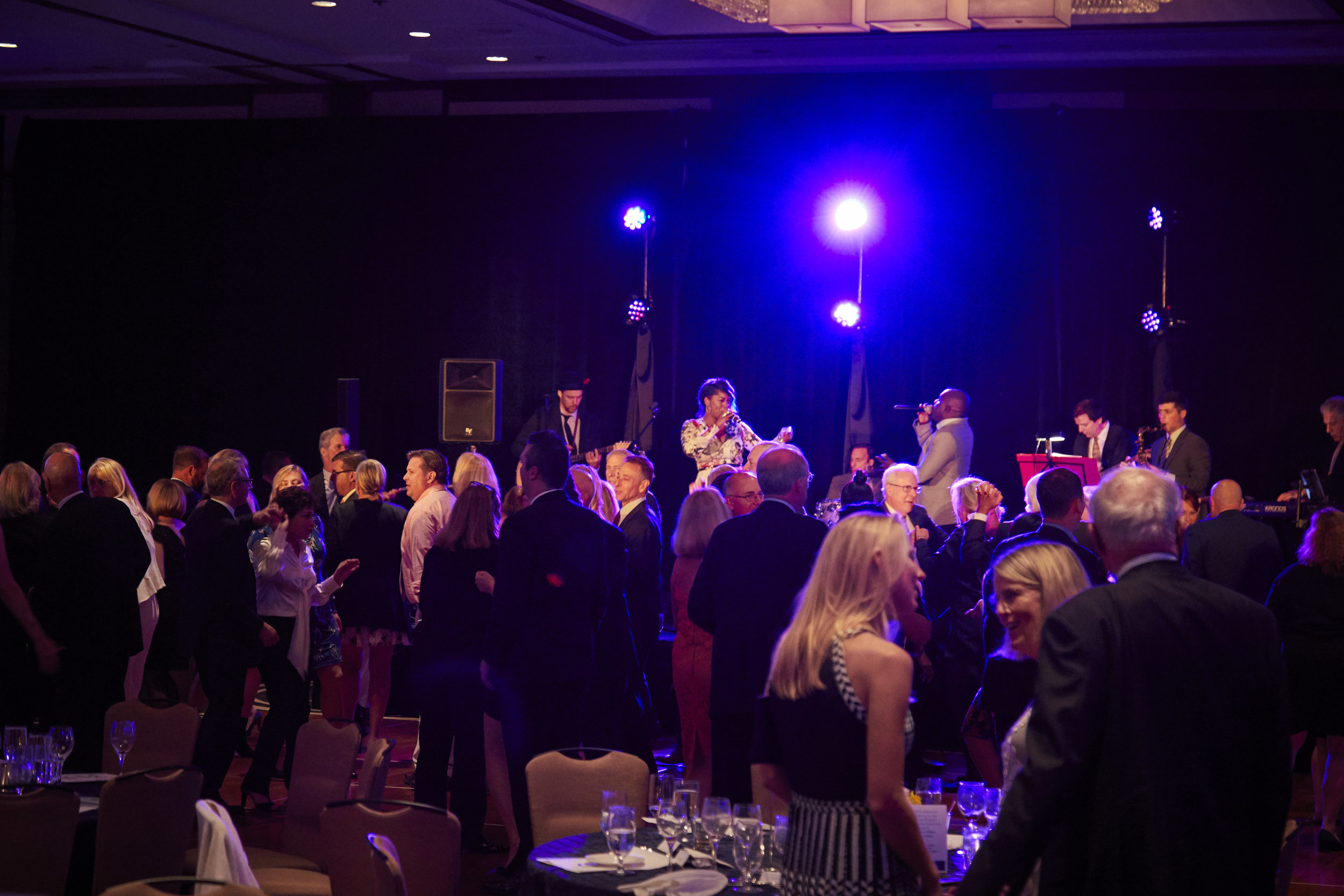 As the ballroom doors open, guests will enjoy flowing wine and a delicious dinner while they listen to live music performed by the ETA band, participate in a thrilling Live Auction with a chance to win some phenomenal, big-ticket items, and dance the night away! -