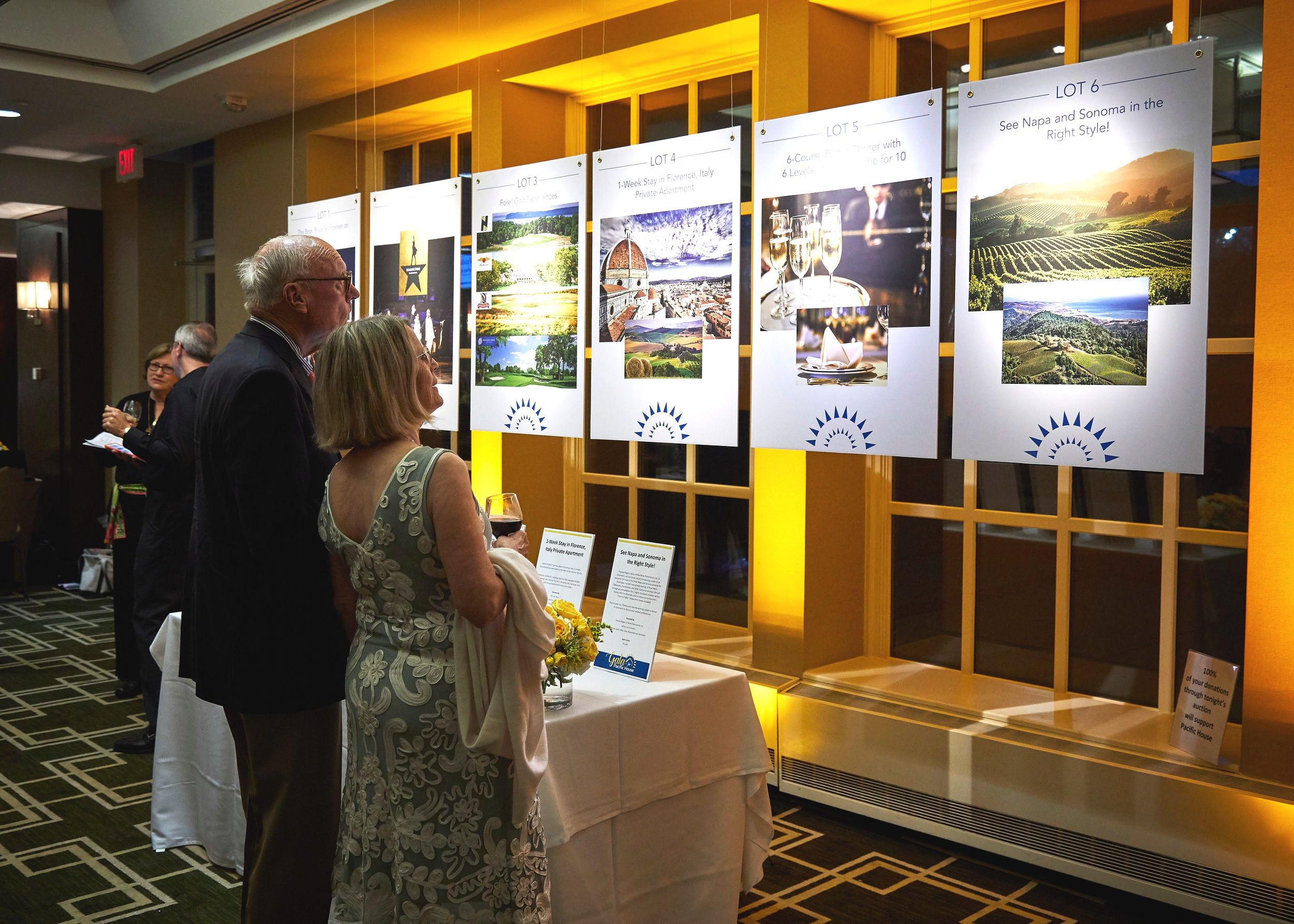 Opportunities for sponsorship, auction, and tickets are now available:  www.pacifichouse.org/gala .