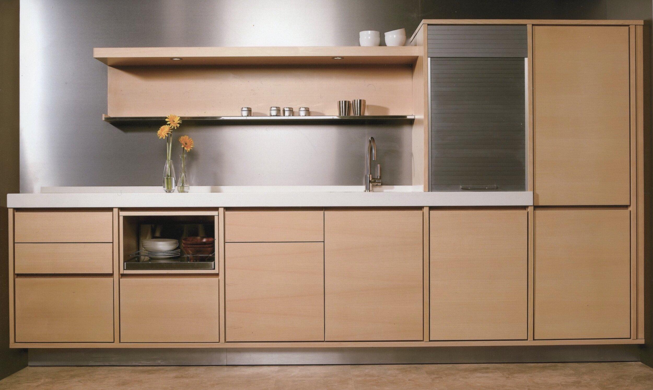 Contemporary Modern Kitchen Matrix