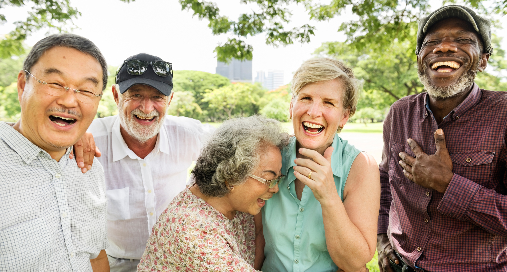 thriving older adults