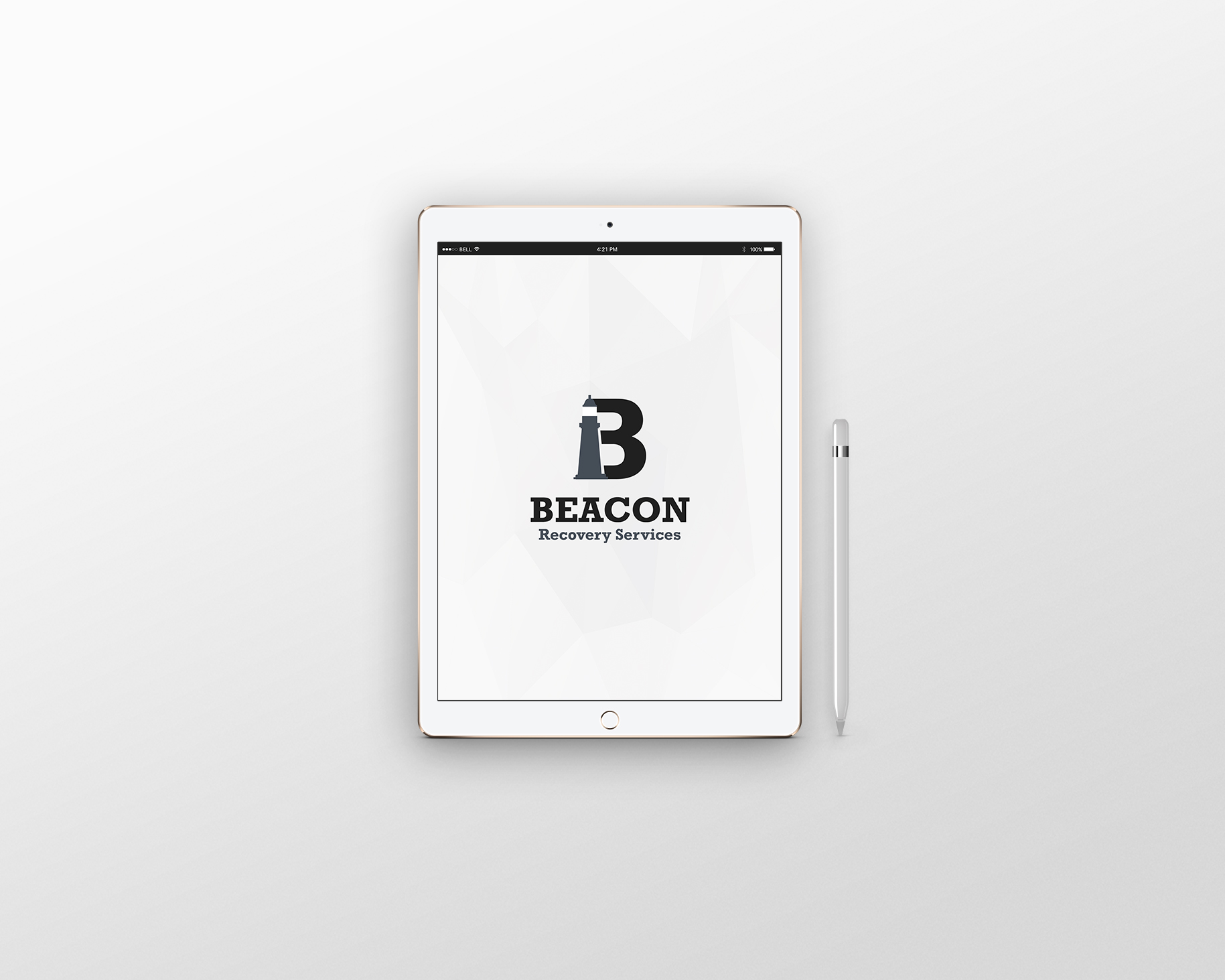 Recovery and Wellness Logo Design Services