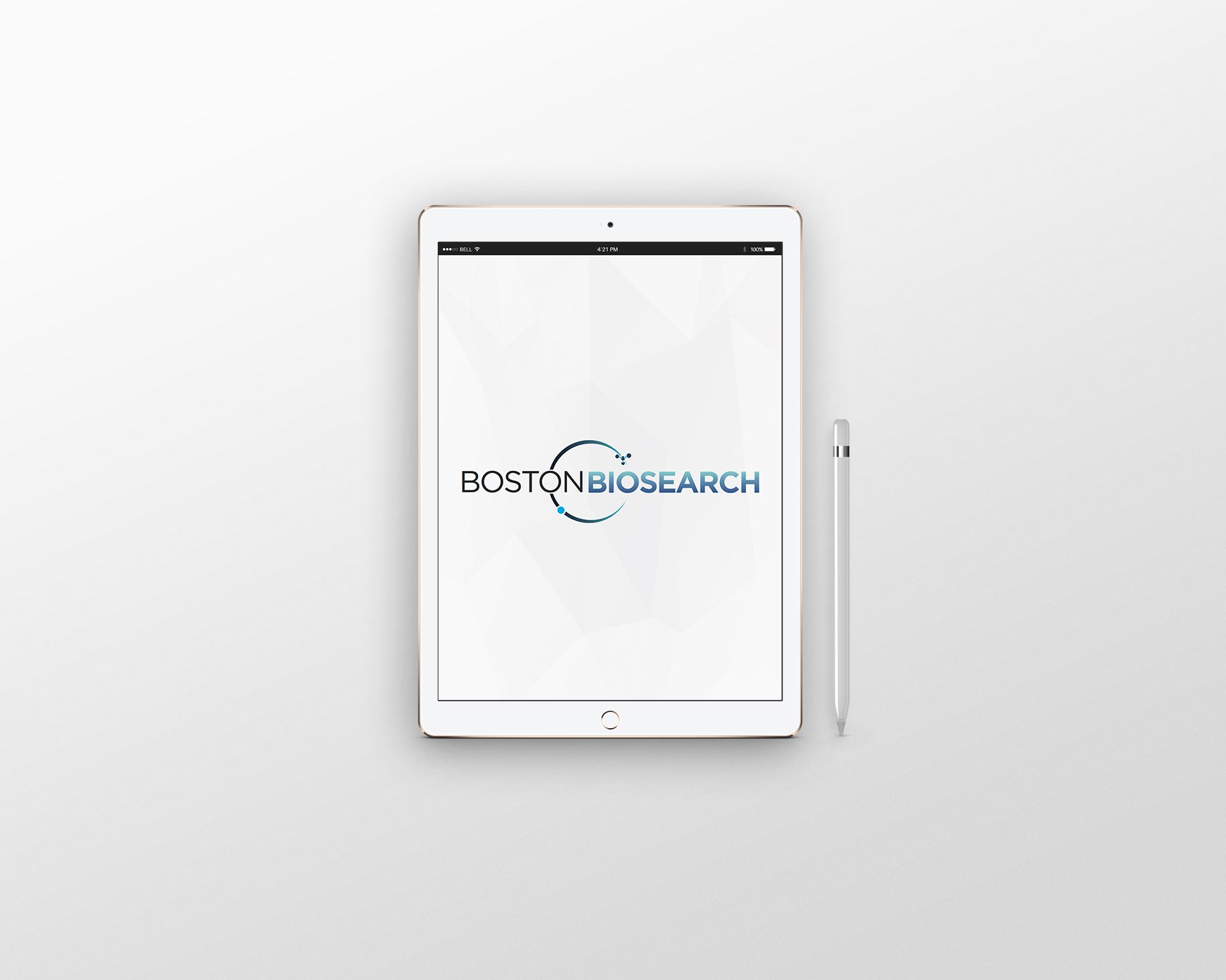 Medical Research Logo Design Services