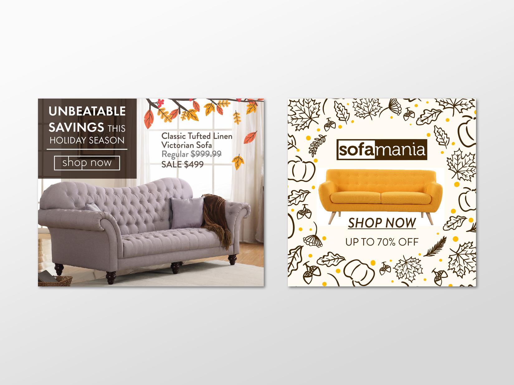 E-commerce Ad Design Services