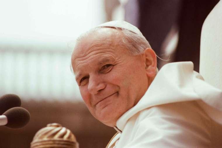 Pope Saint John Paul II  -