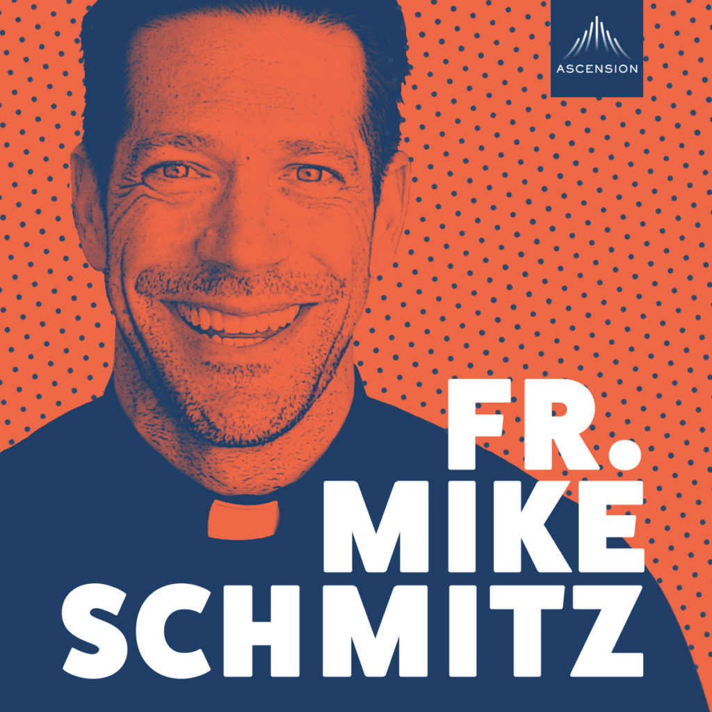 Fr. Mike's popular Ascension Presents video series in audio form, so you can listen on the go.
