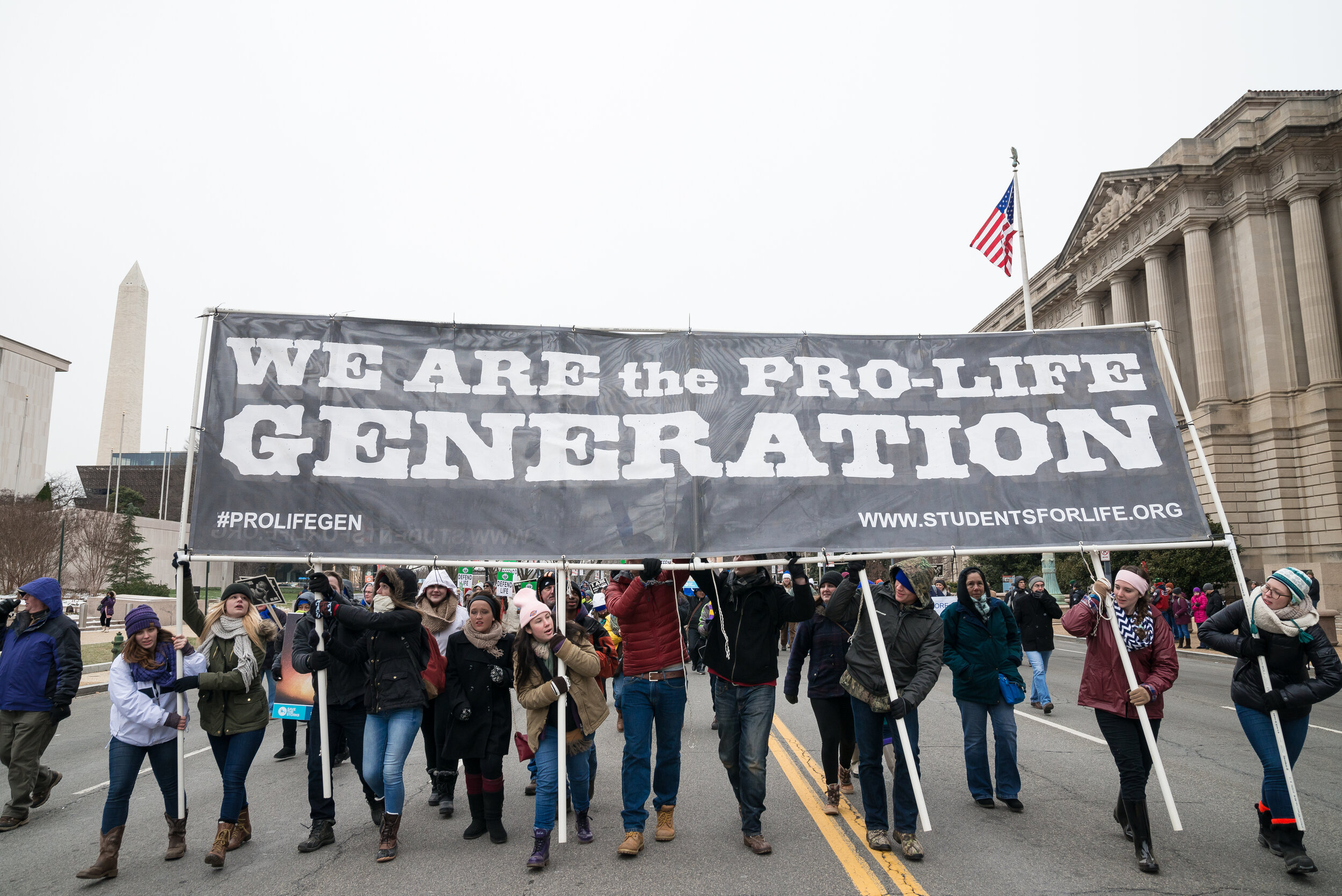 Join the Diocese of Tulsa & Eastern Oklahoma and thousands of other young adults marching in Washington, DC for the Pro-Life movement!