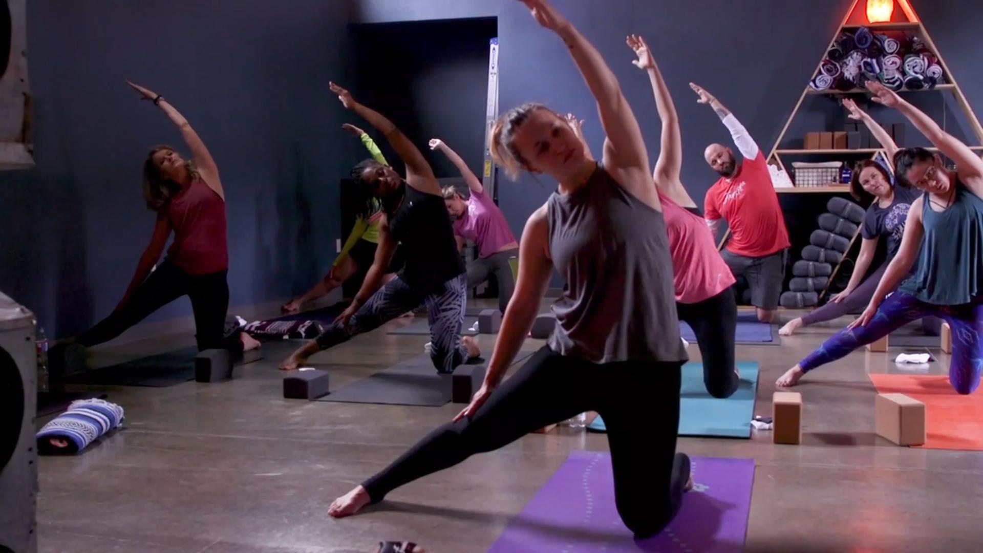 $16 - Yoga Drop-In