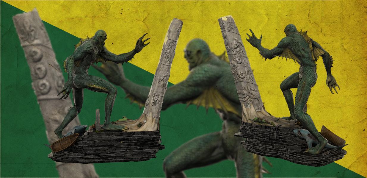 Lovecraft's Dagon - Preorder now!