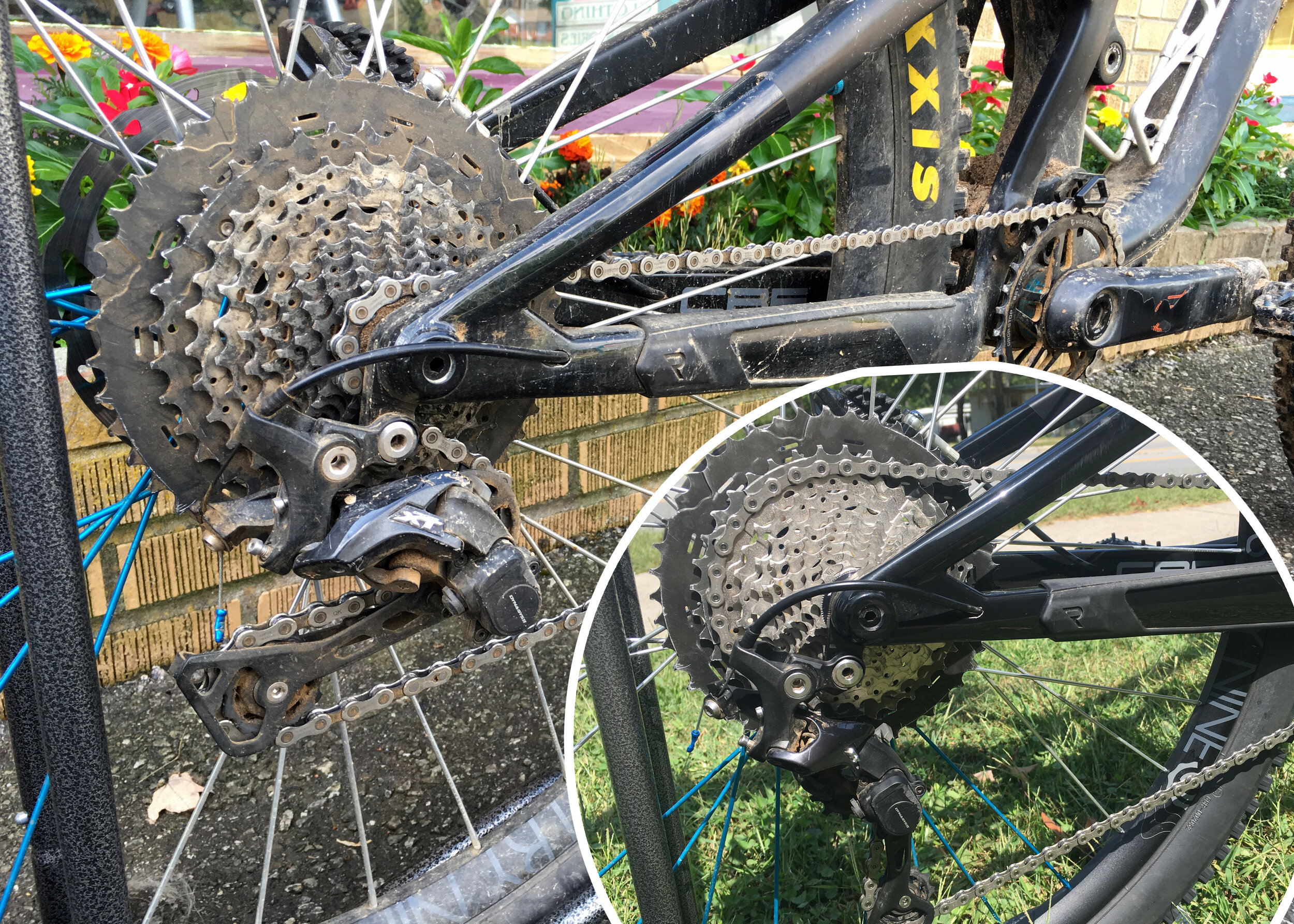 Add some extra miles to your components - we offer a range of tune-ups to keep your bike running smooth.