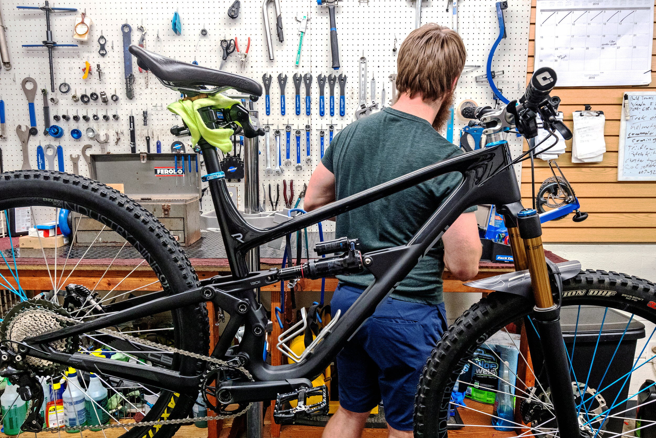 Building up a new two-wheeled fun machine? We love to help your dream build come to life.