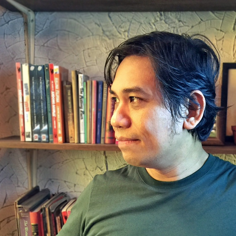 Arnold Arre - Filipino fantasy artist, graphic novelist, and self-taught animator best known for his groundbreaking graphic novel