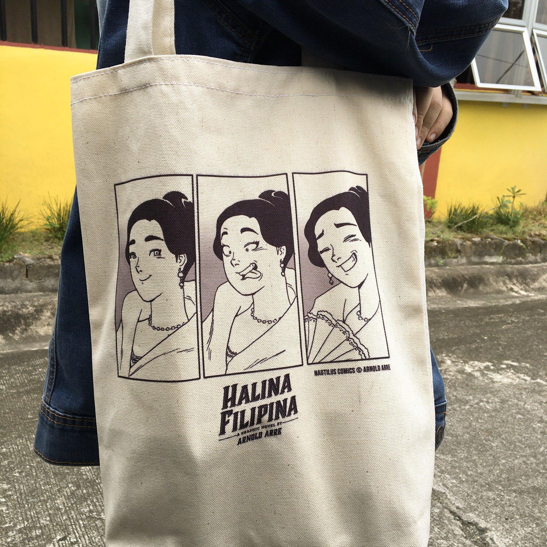 halina canvas bag