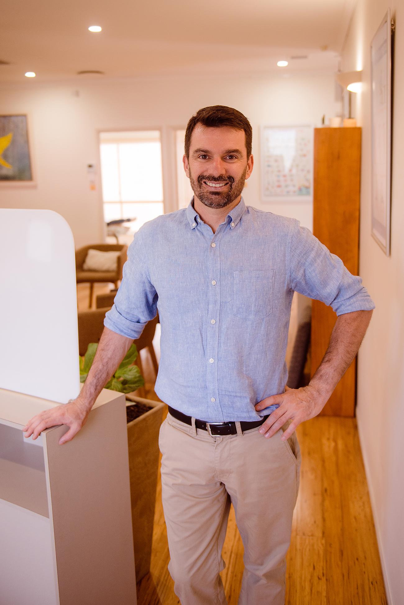 Dr Stuart Williams (Chiropractor) - Principle Chiropractor & Director
