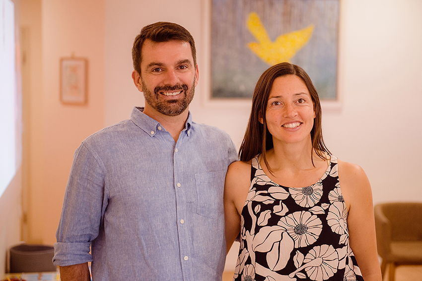 Dr Stuart Williams and Dr Rosie Williams Bundaberg Family Chiropractic.jpg