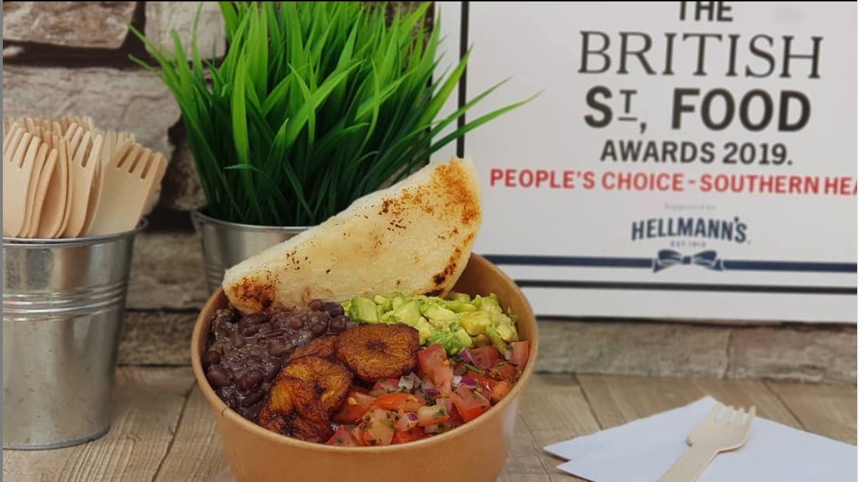 Pabellon/Dogger - British Street Food Awards - Pabellon won the British Food awards and now they headed up to Sweden to represent UK in the European Street food awards.