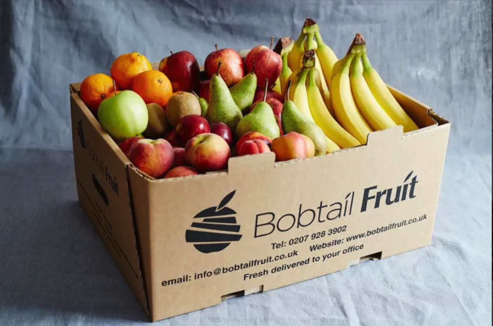 Bobtail Fruit - Started in the Market back in the day and now have distribution company