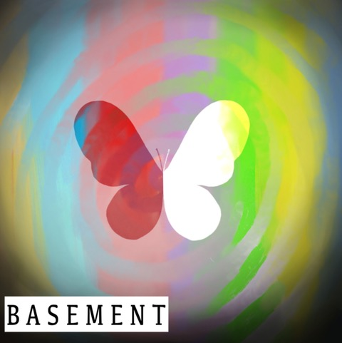 """Tap the Butterfly to listen/buy """"Basement 