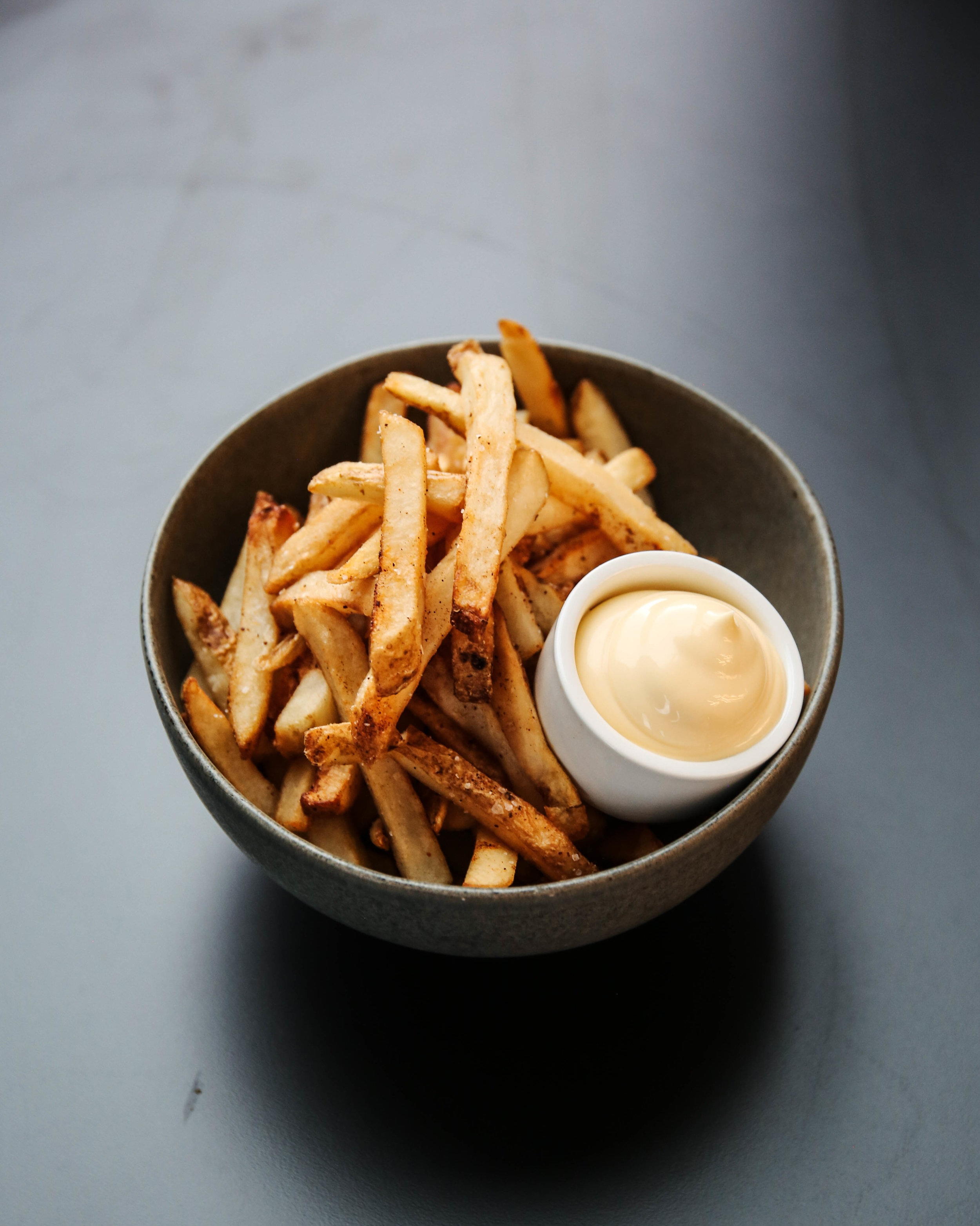 Fries - Served with Special Sauce